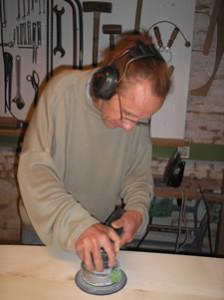 Wim Mulder, meubelmaker