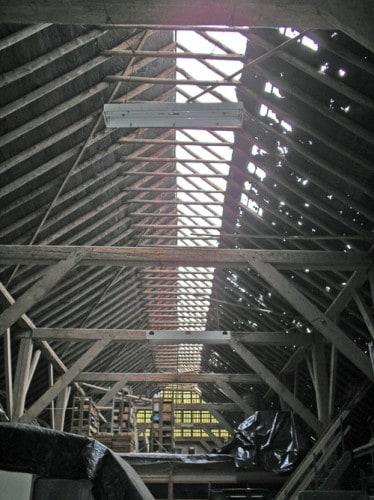 Allerhanden, opbouw dak, contact