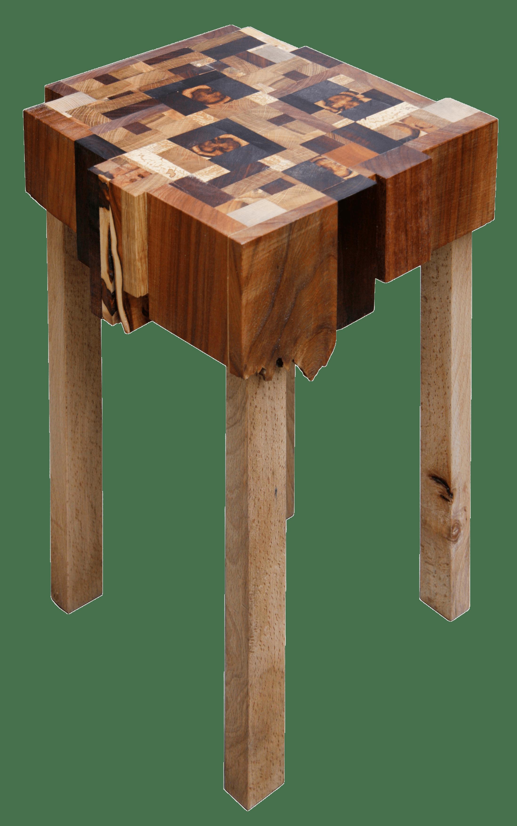 Houtkunst en houtdesign expositie door houtkunstenaars - Tafel leeuw ...