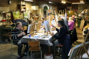 De sfeer van onze workshops